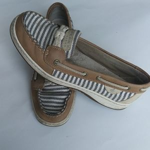 Sperry Top Sider Slip-on Boat Shoes
